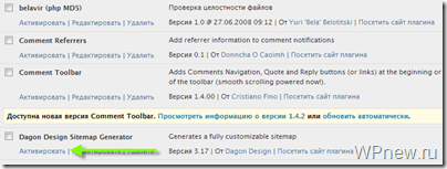 Создание карты сайта блога на WordPress