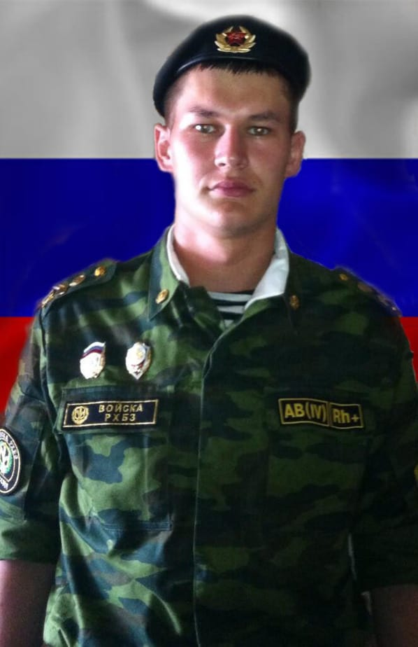 Петр Александров вернулся с армии