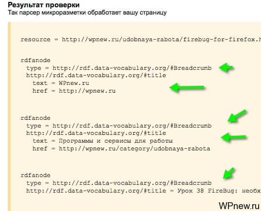 Валидатор микроразметок Яндекс