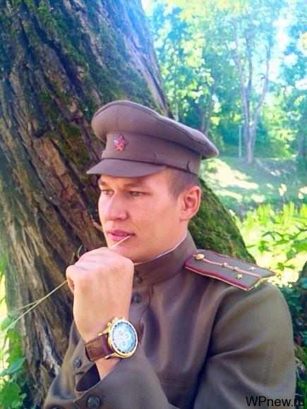 Капитан Пётр WPnew