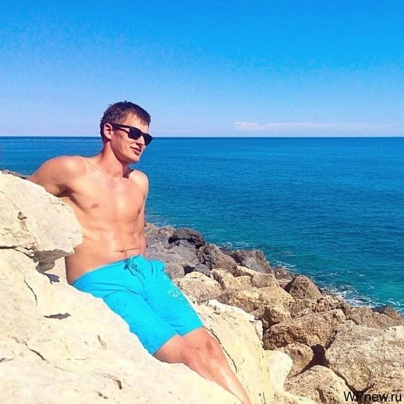 Я на берегу Лигурийского моря