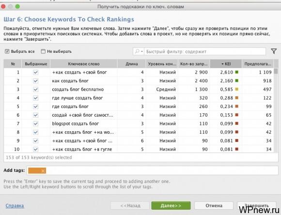 KEI Rank Tracker