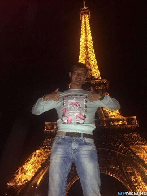 WPnew и Париж