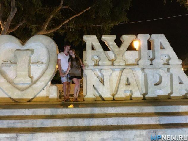 Вечерняя Айя-Напа